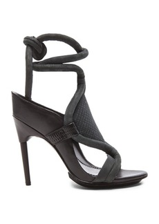 """3.1 phillip lim <div class=""""product_name"""">Marquise High Heel Calfskin Leather Sandals</div>"""
