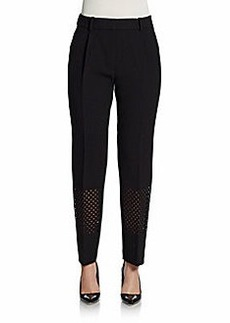3.1 Phillip Lim Dot-Detailed Tapered Pants