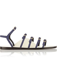 3.1 Phillip Lim Ella leather sandals