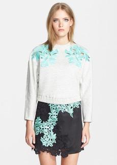 3.1 Phillip Lim Embroidered Sweatshirt