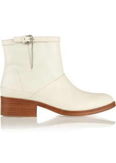 3.1 Phillip Lim Frankle leather ankle boots