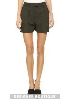 3.1 Phillip Lim Jacquard Pleated Shorts