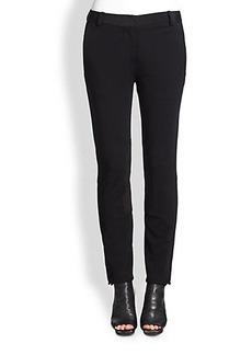 3.1 Phillip Lim Jodhpur-Style Skinny Pants