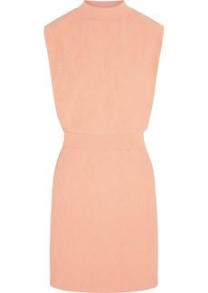 3.1 Phillip Lim Layered stretch-knit mini dress