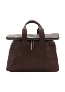 3.1 phillip lim mahogany leather '31 Hour' tote