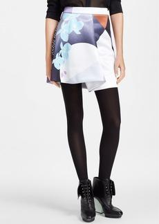 3.1 Phillip Lim Mix Print Folded Skirt