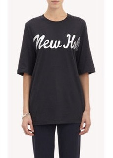 """3.1 Phillip Lim """"New Hollywood City"""" Graphic T-shirt"""