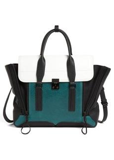 3.1 Phillip Lim 'Pashli' Colorblock Leather Crossbody Satchel (Nordstrom Exclusive)