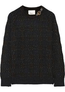 3.1 Phillip Lim Plaid wool-blend sweater