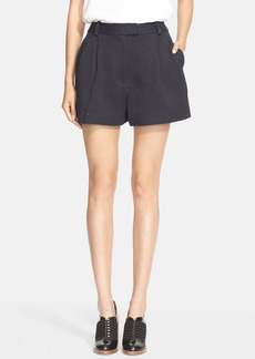 3.1 Phillip Lim Pleated Shorts