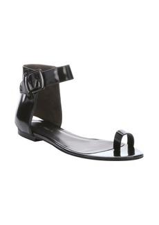 3.1 phillip lim powder patent leather 'Isabela' toe-strap sandals