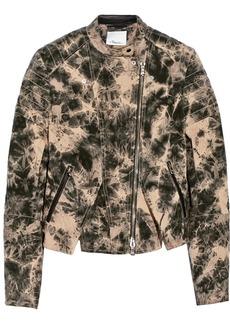 3.1 Phillip Lim Printed denim jacket