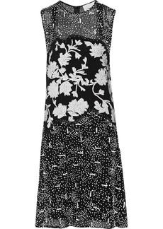 3.1 Phillip Lim Sequin-embellished silk-chiffon dress