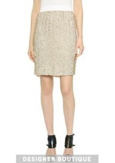 3.1 Phillip Lim Sequin Pencil Skirt
