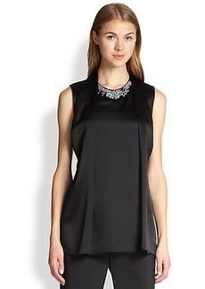 3.1 Phillip Lim Silk Embellished Top