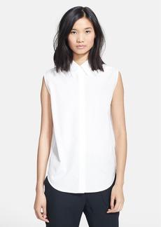 3.1 Phillip Lim Sleeveless Cotton Shirt