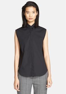 3.1 Phillip Lim Stretch Poplin Shirt