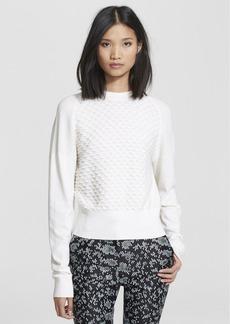 3.1 Phillip Lim Textured Crewneck Sweater