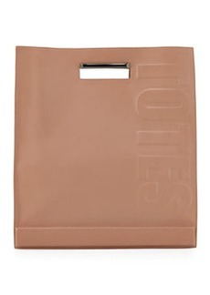 3.1 Phillip Lim Totes Amaze Cutout Handle Tote Bag, Nude