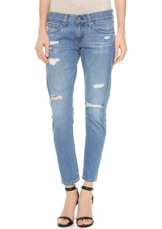 AG Adriano Goldschmied The Nikki Crop Jeans