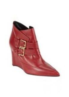 Derek Lam Marta Double-Buckle Ankle Boots