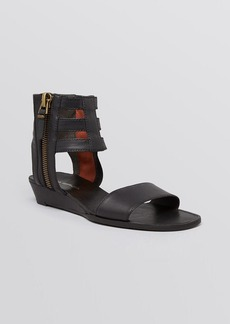 Via Spiga Demiwedge Sandals - Patrice