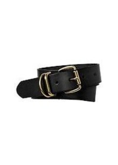 Double-buckle belt