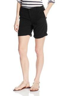 Calvin Klein Jeans Women's Sandwashed Poly Cargo Short