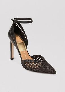 Dolce Vita Pointed Toe Pumps - Kalila High Heel