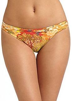 Natori Fuji Belted Bikini Bottom