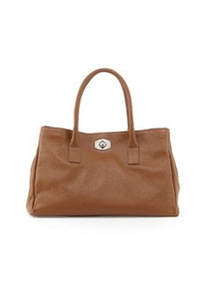 Furla New Appaloosa Large Tote Bag, Taupe