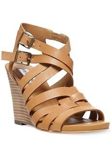 Steve Madden Venis Caged Wedge Sandals