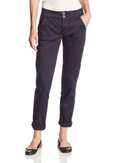 Democracy Women's Ab-Solution Stretch Sateen Crop Pant