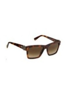 Lanvin Crystal-Embellished Wayfarer Sunglasses