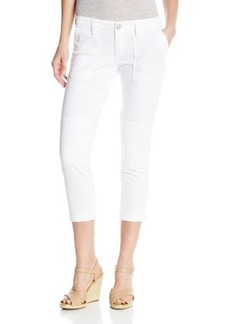 True Religion Women's Joyce Military Skinny Pant