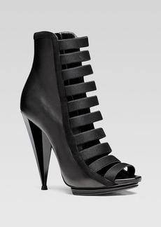 Gucci Olimpia High Heel Bootie
