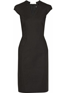 Zac Posen Stretch-cotton dress
