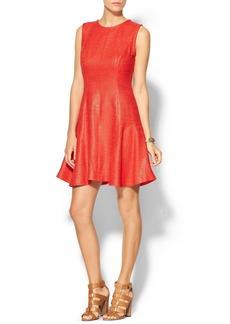 Shoshanna Lacquer Tweed Naama Dress