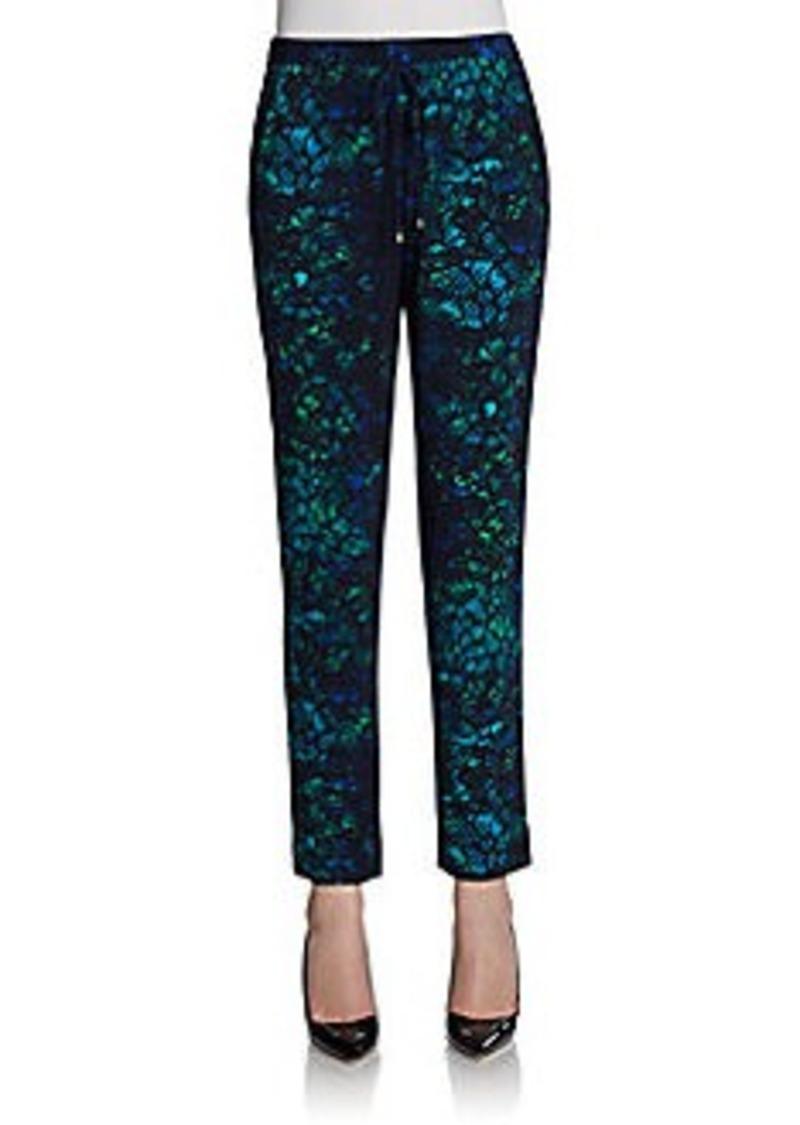 Tahari Emmy Drawstring Pants