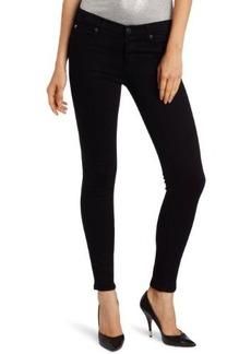 Hudson Jeans Women's Nico Midrise Skinny Jean in Black