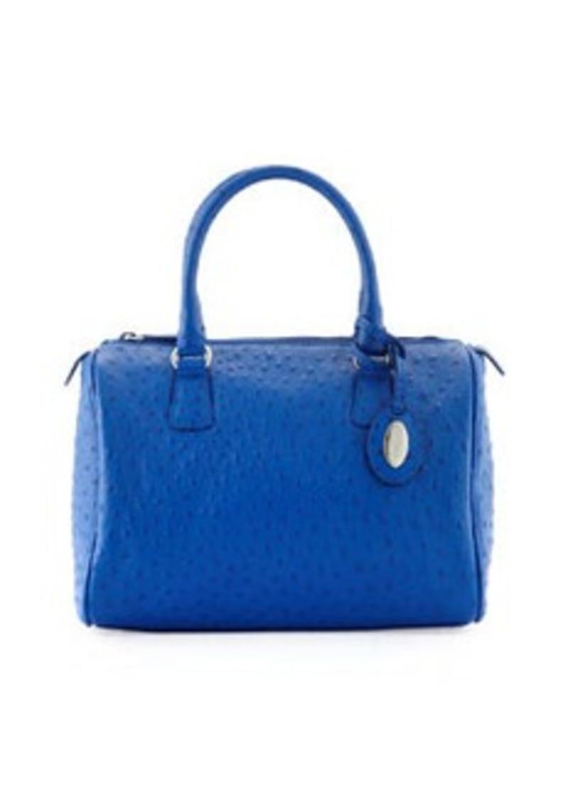 furla furla d light saffiano medium tote ocean handbags shop it to me. Black Bedroom Furniture Sets. Home Design Ideas