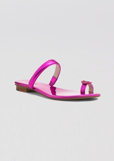 MICHAEL Michael Kors Flat Sandals - Nora