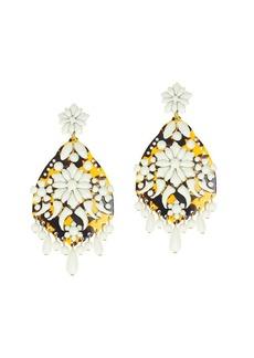 Crystal fiesta earrings