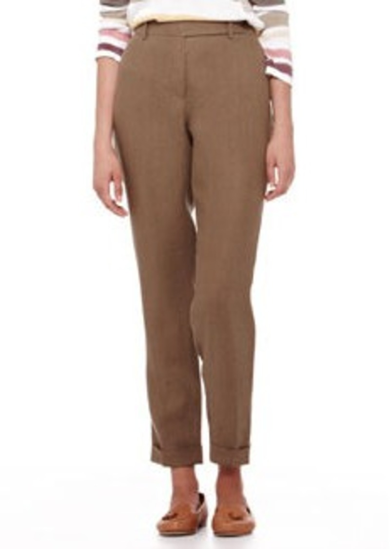 Jari Galway Cuffed Ankle Pants   Jari Galway Cuffed Ankle Pants