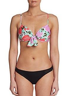 Nanette Lepore Diva Underwire Bikini Top