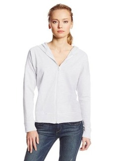 Jones New York Women's Long Sleeve Batwing Hoodie