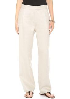Derek Lam 10 Crosby Hemp Trousers