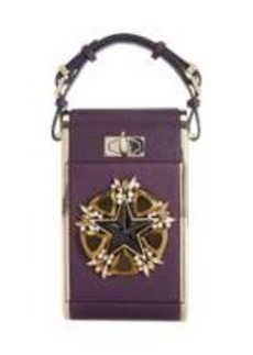 Givenchy Star Embellished Minaudière