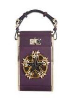 Givenchy Star Embellished Minaudière
