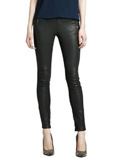 J Brand Ready to Wear Morgan Leather Pants
